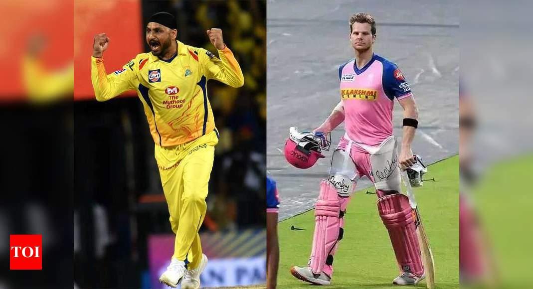 IPL Auction: Harbhajan, Kedar, Maxwell and Smith in Rs 2 crore bracket - Times of India