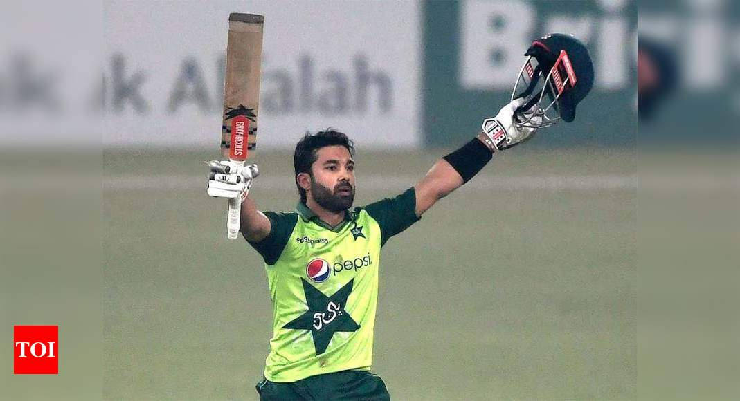 1st T20I: Rizwan's hundred helps Pakistan outlast South Africa - Times of India
