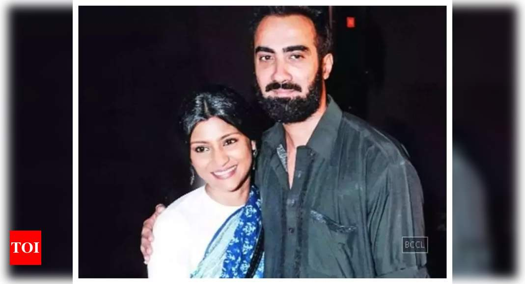 Ranvir Shorey says it is very unlikely that he will work with ex-wife Konkona Sen Sharma again - Times of India