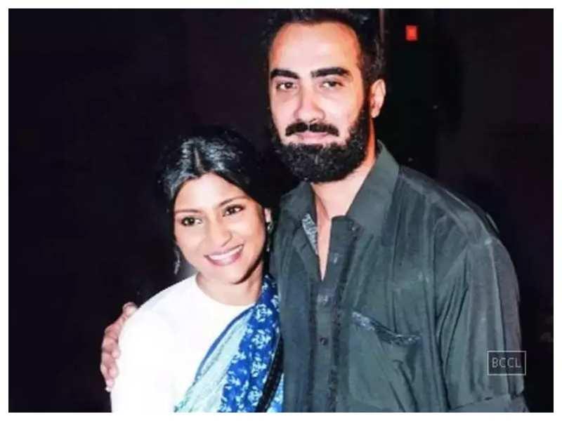 Ranvir Shorey says it is very unlikely that he will work with ex-wife Konkona Sen Sharma again
