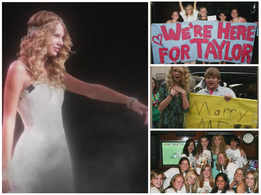 Taylor Swift re-releases 'Love Story', ditches Romeo and dedicates the lyric video to Swifties - WATCH
