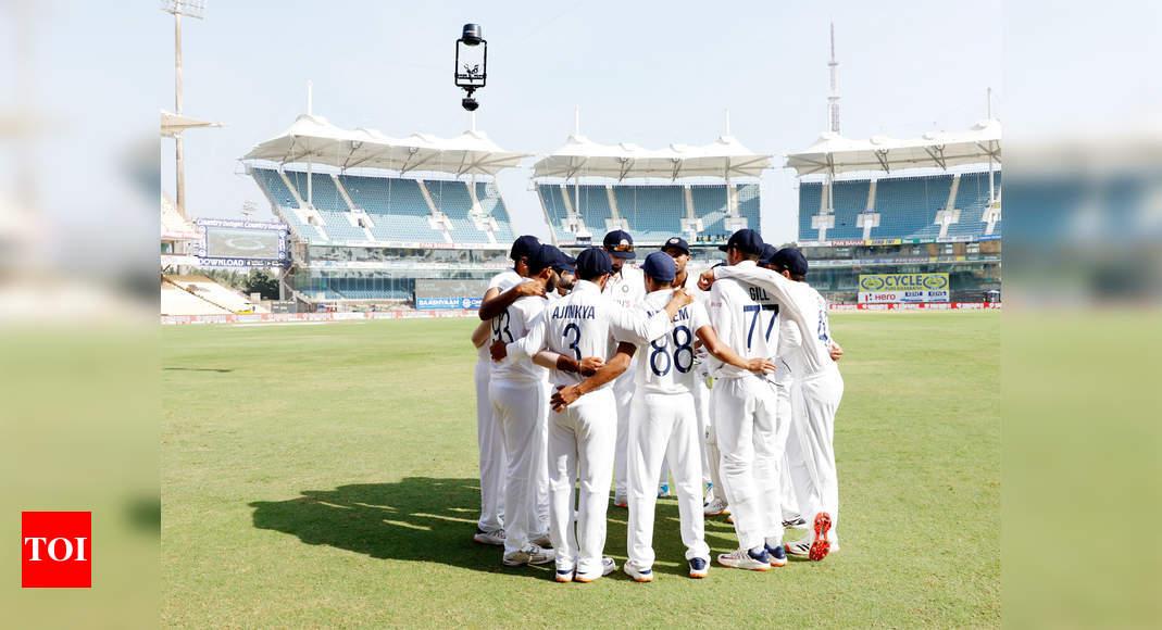 India vs England 2nd Test: Virat Kohli's India seek redemption on rank turner; Axar Patel, Hardik Pandya - Times of India