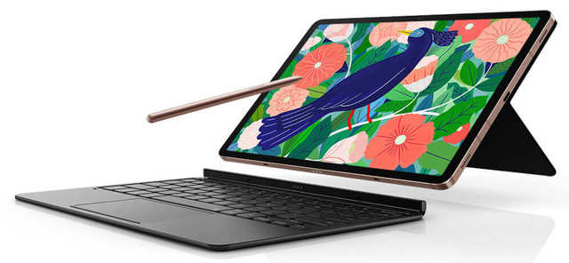 Samsung Galaxy Tab S7 and Tab S7+ starts receiving One UI 3.1 update in India