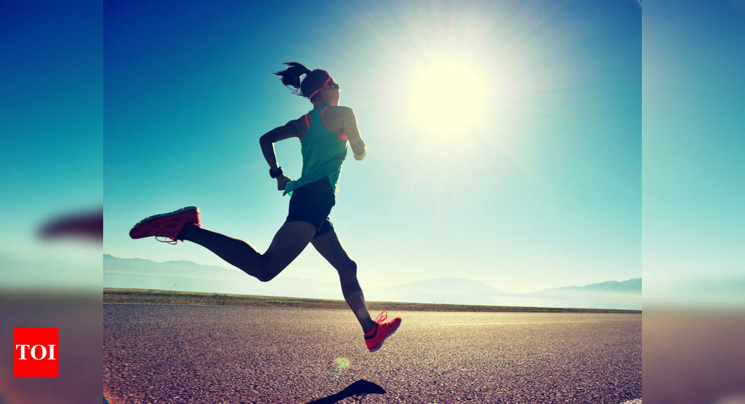 Walking can get your creative juices flowing: Study - Times of India