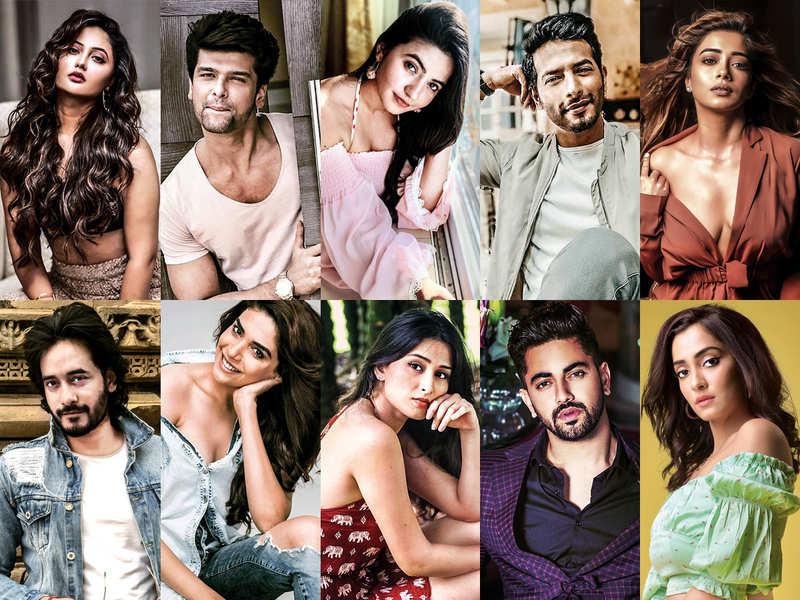 Rashami Desai, Kushal Tandon, Meera Deosthale, Sehban Azim, Tina Datta, Siddharth Arora, Anjum Fakih, Sheen Dass, Zain Imam, Srishty Jain