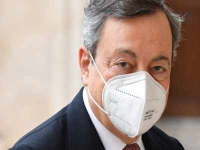 Mario Draghi Sworn in as Italy's New PM