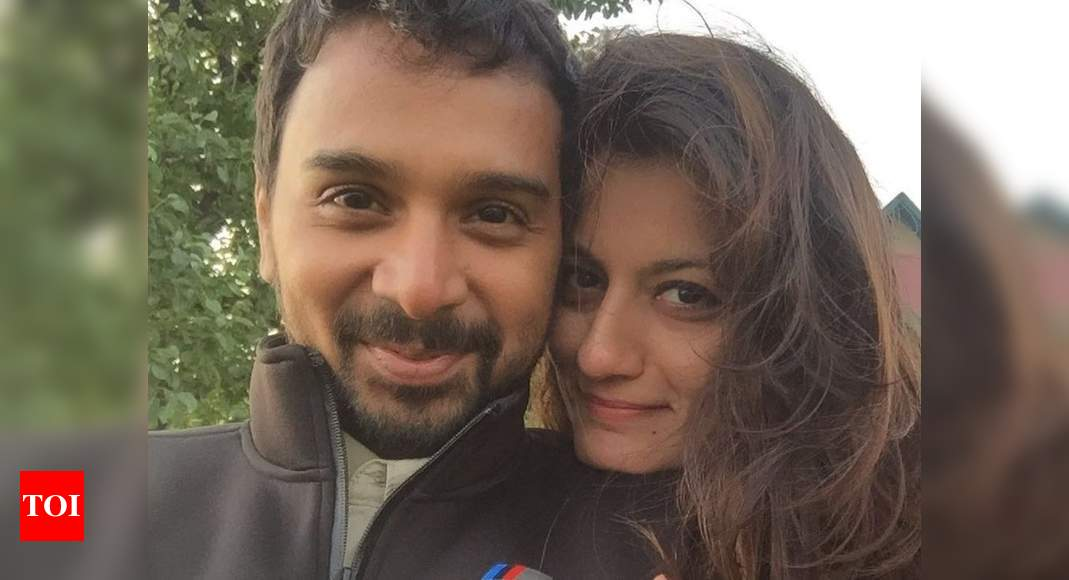 Exclusive interview! Namit Das: I am a different person now because of Shruti Vyas - Times of India