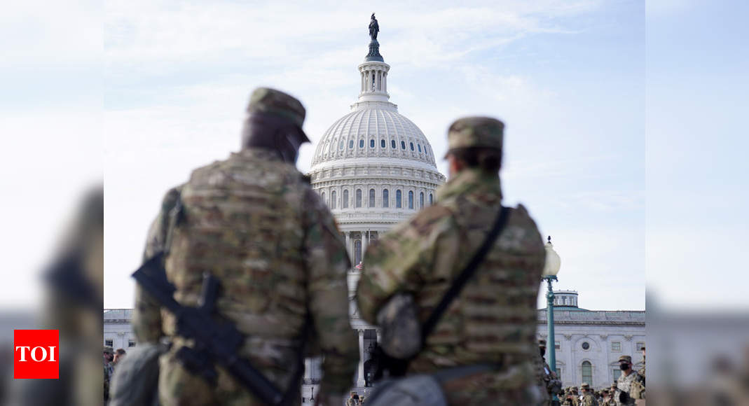 New disclosures that Trump declined to call off mob attack on Capitol stalls Senate trial - Times of India