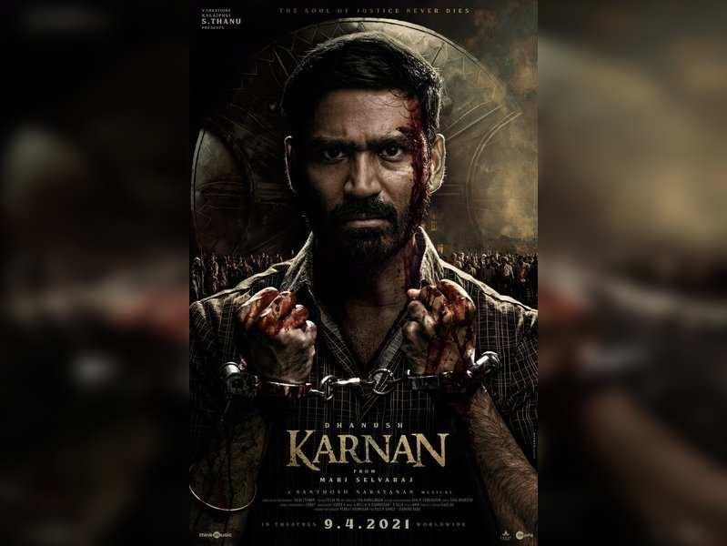 Karnan Official Poster