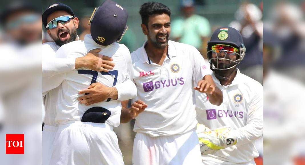 Rishabh Pant needs break from constant comparisons, says Ashwin - Times of India