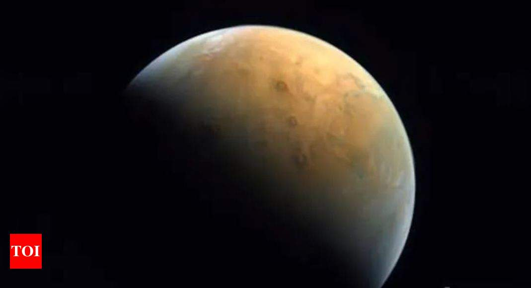 UAE's 'Hope' probe sends home first image of Mars