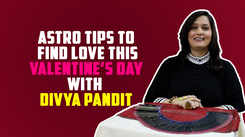 Astro tips to find love this Valentine's day with Divya Pandit