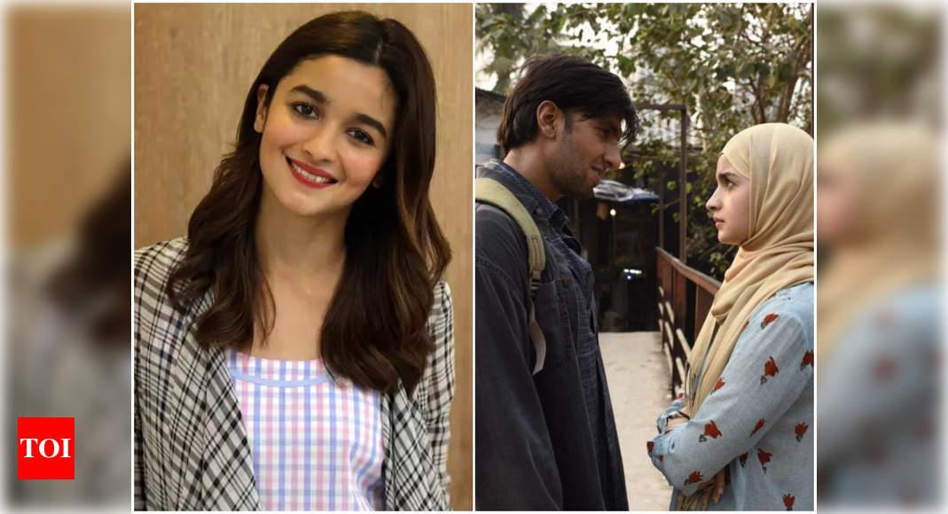 Alia Bhatt celebrates #2YearsOfGullyBoy with memorable BTS photos - Times of India