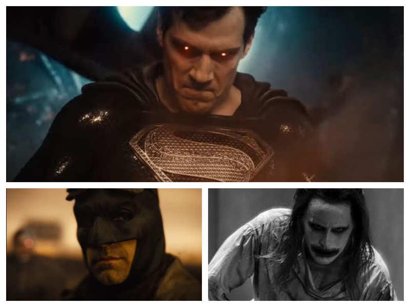Pic: Justice League stills