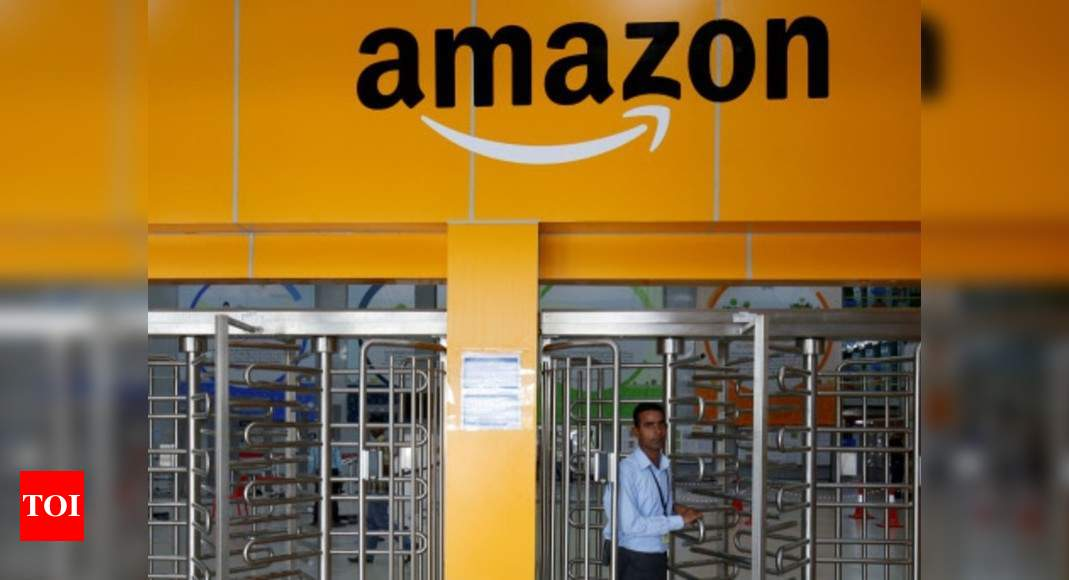 Amazon wanted $40 million to drop its 'right of first refusal': Future - Times of India