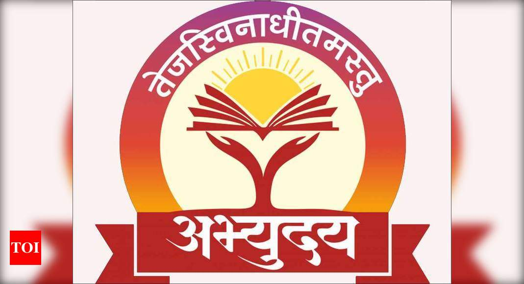 UP's 'Abhyudaya' scheme of free teaching for aggressive exams begins Tuesday – Times of India