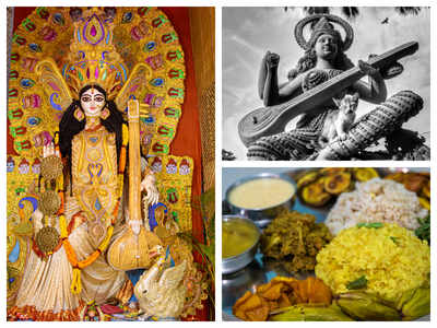 Saraswati Puja 2021: Significance, date and foods prepared on the auspicious day of Basant Panchmi
