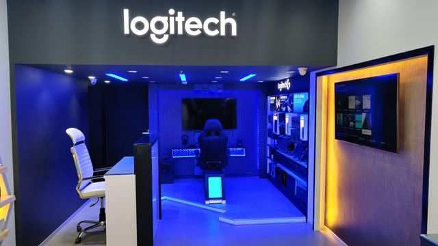Logitech launches its first-ever experience store in India