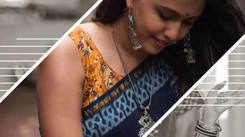 Sport chunky jewellery like Gautami Deshpande