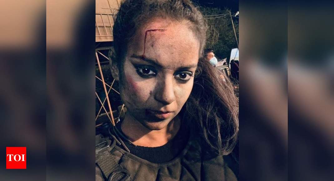 Kangana Ranaut's 'Dhaakad' confession: 'My only true lover my battle field' – Times of India