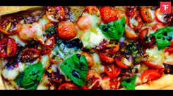 Watch: How to make Tomato Basil Tart