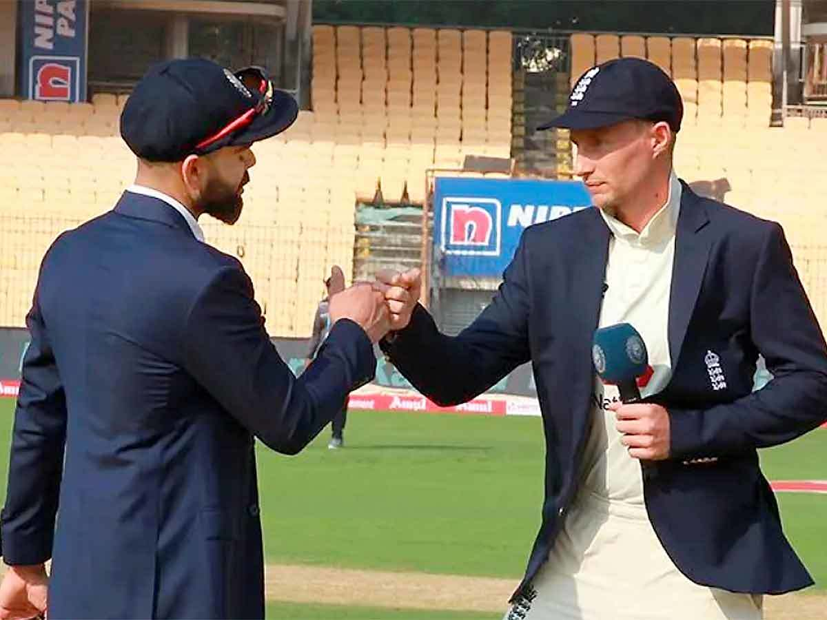 Virat Kohli and Joe Root differ over importance of toss | Cricket News - Times of India