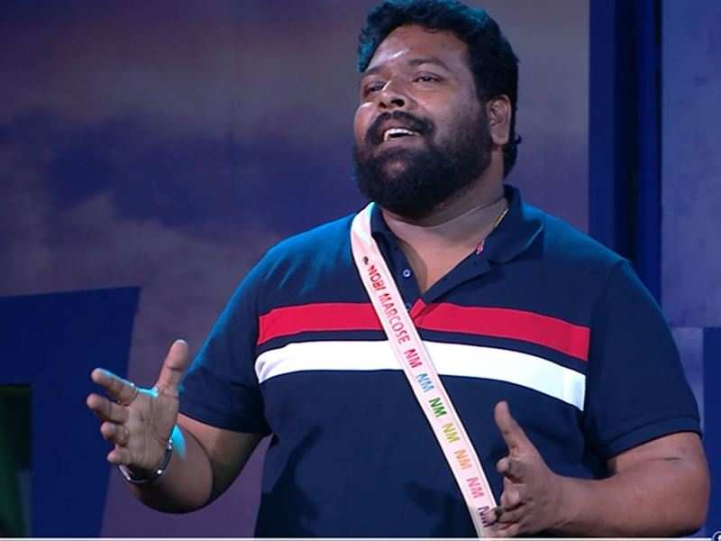 Bigg Boss Malayalam 3: Noby Marcose bursts into tears narrating about a horrifying road accident