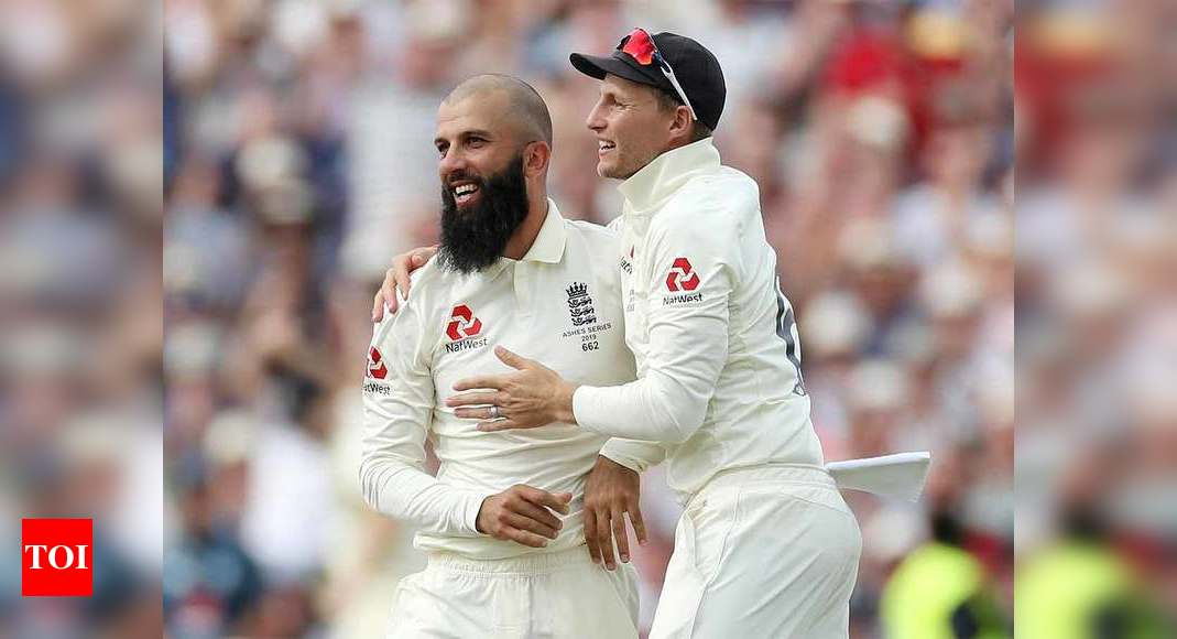 Joe Root apologises for saying Moeen Ali 'chose' to go home after second Test: Reports - Times of India