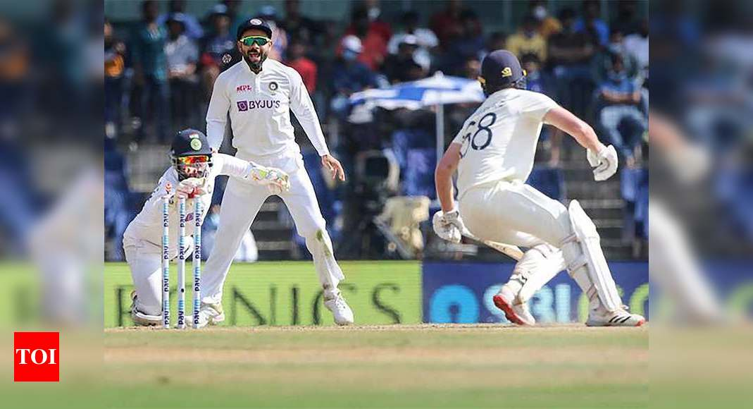 Hard work paying off for Rishabh Pant: Virat Kohli   Cricket News – Times of India