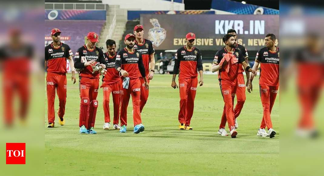 IPL 2021 Auction: RCB will look for someone like Maxwell, reckons Gambhir   Cricket News – Times of India