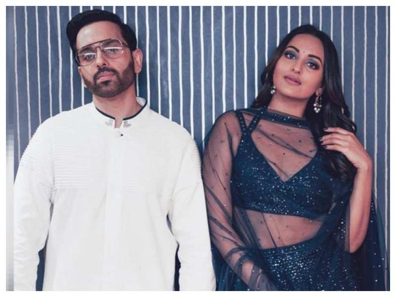 Exclusive interview! Luv Sinha on comparison with sister Sonakshi Sinha: I am grateful that her debut film worked