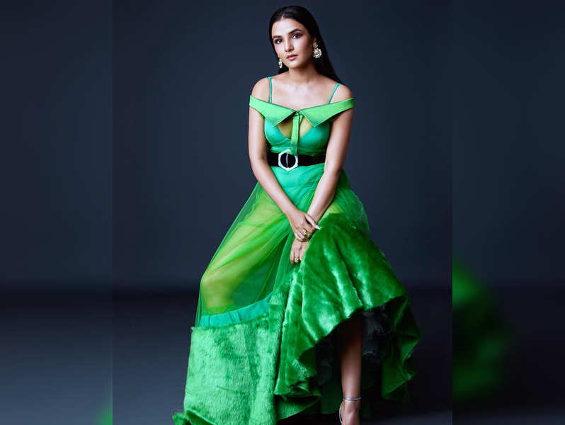 Jasmin Bhasin has acted in films in all four major South Indian film industries