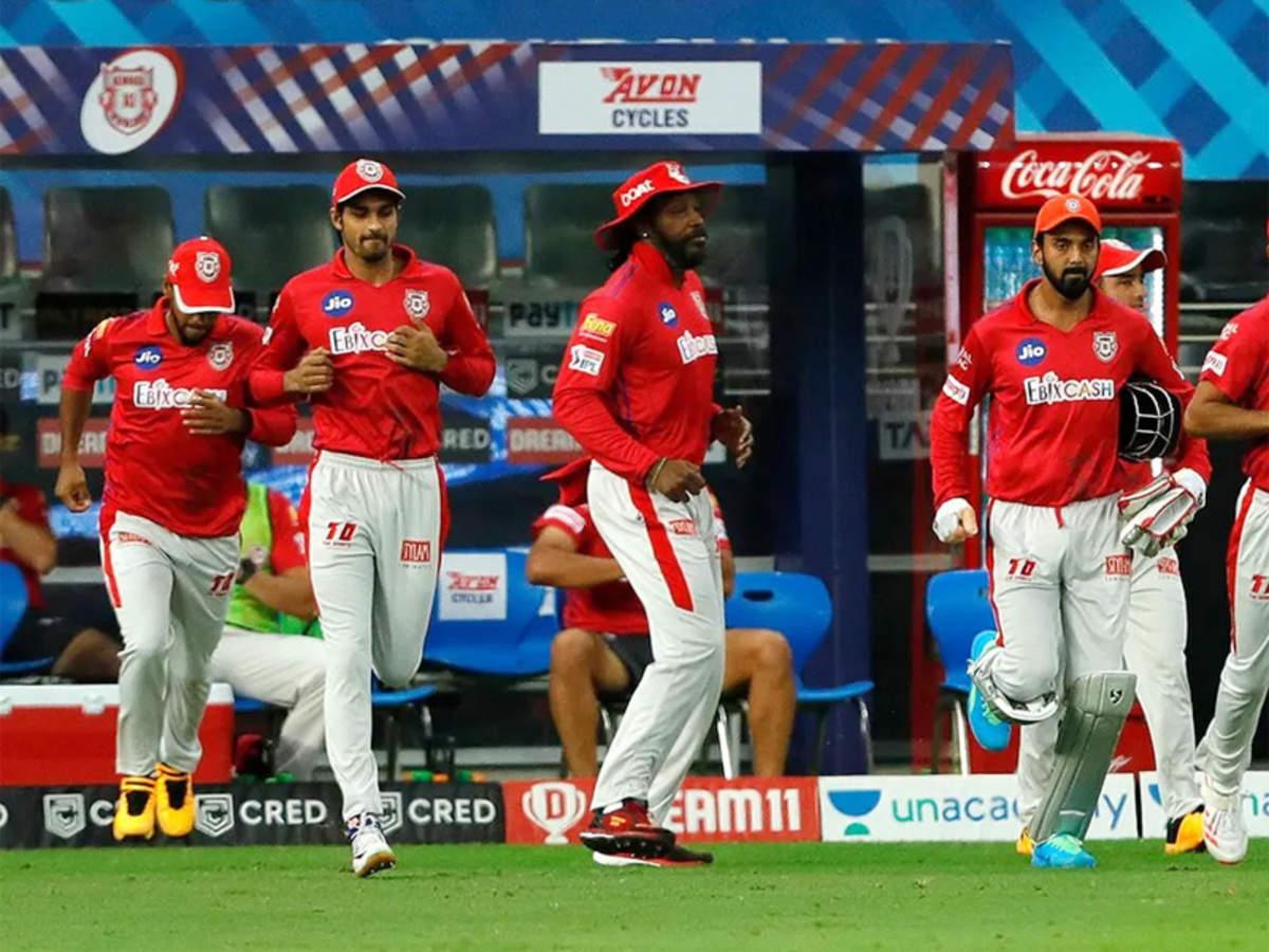IPL franchise Kings XI Punjab is now Punjab Kings   Cricket News - Times of India