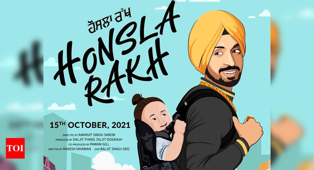 Honsla Rakh Punjabi Full Movie Watch Online Free Release Date, Review, Cast, Trailer & Songs