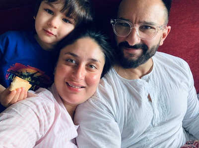 Bebo and Saif blessed with a baby boy!