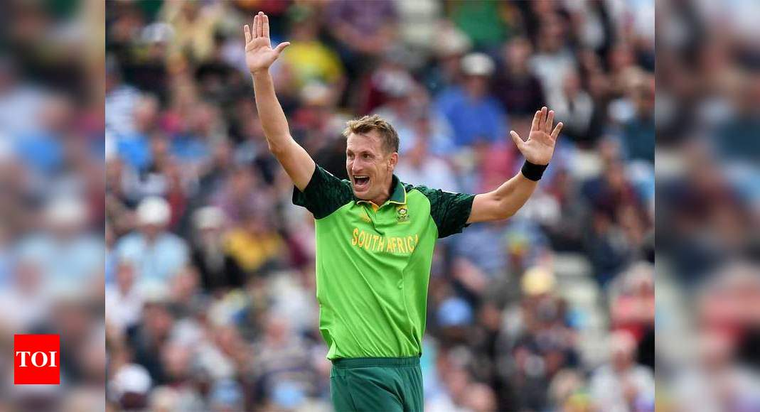 Chris Morris: From RCB reject to hot property   Cricket News – Times of India