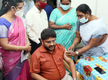 Chennai Corporation commissioner G Prakash takes Covid-19 vaccine
