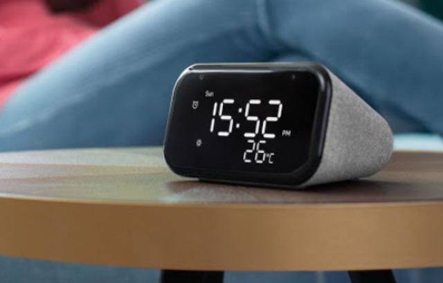 Lenovo launches Smart Clock Essential with built-in Google Assistant at Rs 4,499