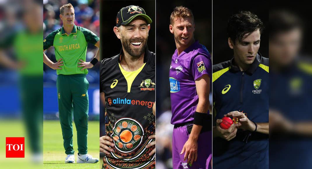 IPL 2021 Auction: Explaining the insane bids of Morris, Maxwell, Meredith, Richardson   Cricket News – Times of India