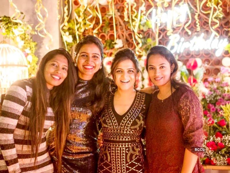 Here's how actress-host Dhivyadharshini Neelakandan celebrated her birthday; see pics (Photo - Instagram)