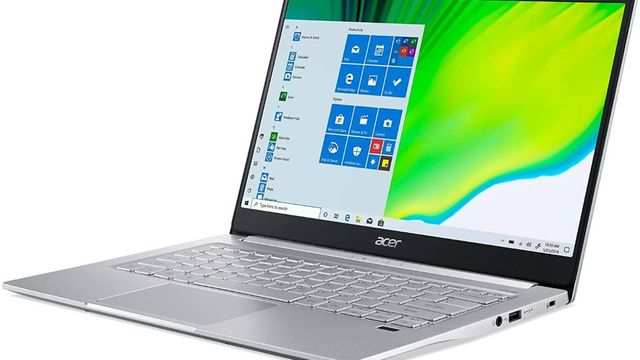 Today's Deals on Amazon: Get up to 16% off on Acer Swift 3 laptop