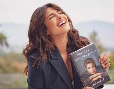 Priyanka Chopra Jonas' Unfinished enters The New York Times' Best Sellers list