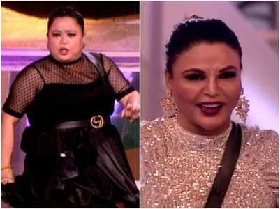 Bharti confirms she has seen Rakhi's hubby
