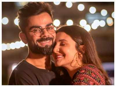 "Virat Kohli reveals he loves spending quality time with Anushka Sharma,  calls her his ""pillar of strength"" | Hindi Movie News - Times of India"