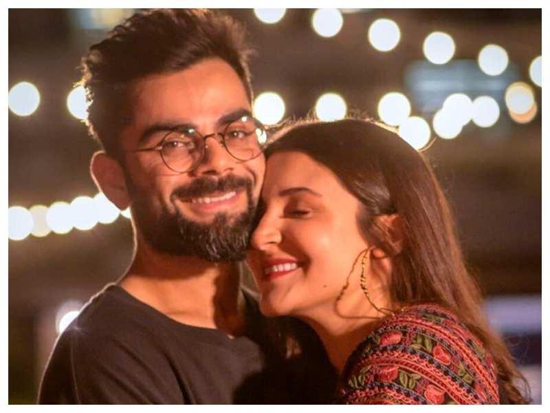 "Virat Kohli reveals he loves spending quality time with Anushka Sharma,  calls her his ""pillar of strength""   Hindi Movie News - Times of India"