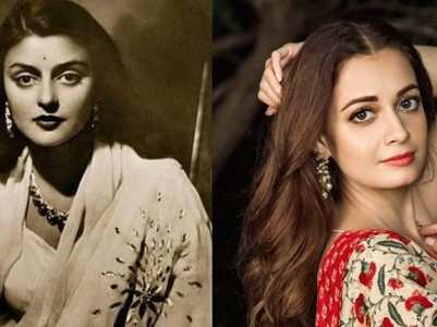 Dia Mirza is excited for Gayatri Devi Biopic