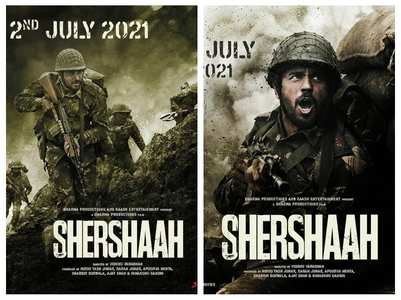 'Shershaah' to hit theatres on July 2, 2021