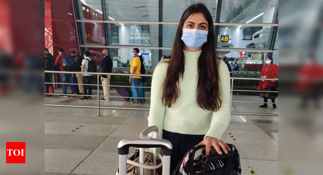 Shooter Manu Bhaker demands action against AI employees for alleged harassment - Times of India