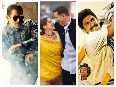 Bollywood's most-awaited films of 2021