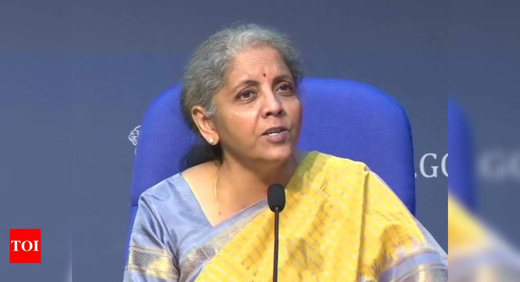 Petrol price hike: Nirmala Sitharaman says it's a vexatious issue – Times of India ►